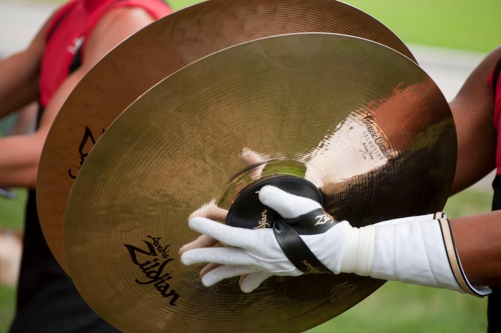 Cymbal Cameo